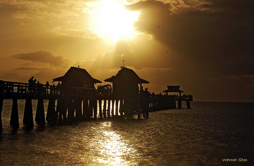 Naples Pier / Florida