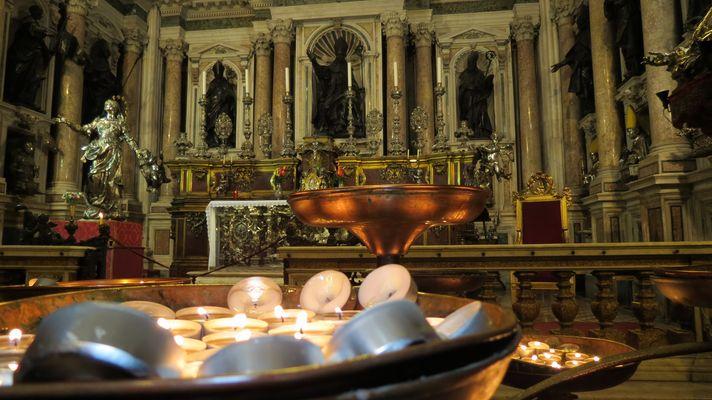 Napoli - Cappella del tesoro di San Gennaro