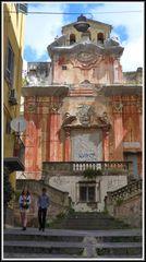 Napoli - C'era una volta una chiesa