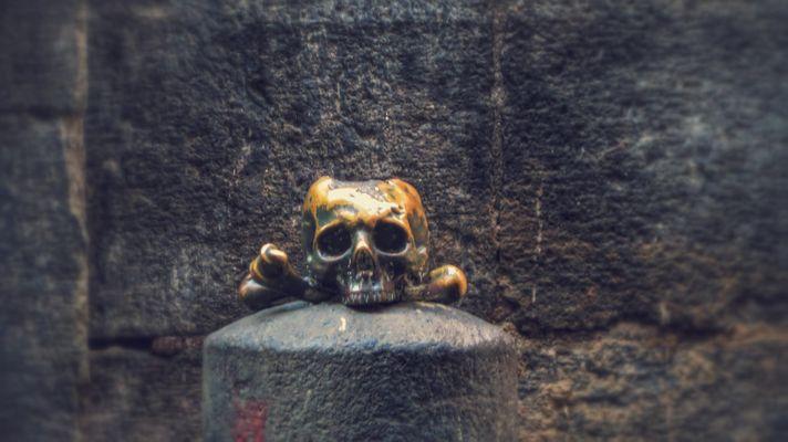 Napoli - Chiesa di Santa Maria delle Anime del Purgatorio ad Arco