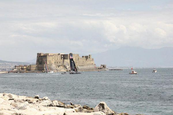 Napoli come sfondo di una manifestazione internazionale