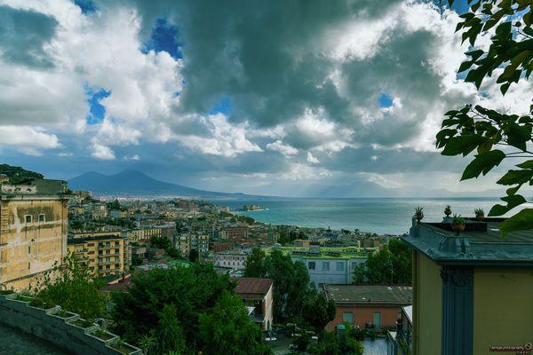 Napoli da Via Tasso