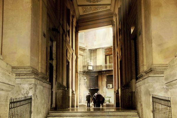 Napoli / Galleria Umberto