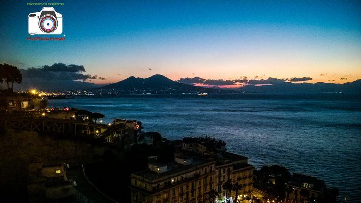 Napoli, Golfo - 2015.