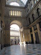 Napoli - La Galleria Umberto I
