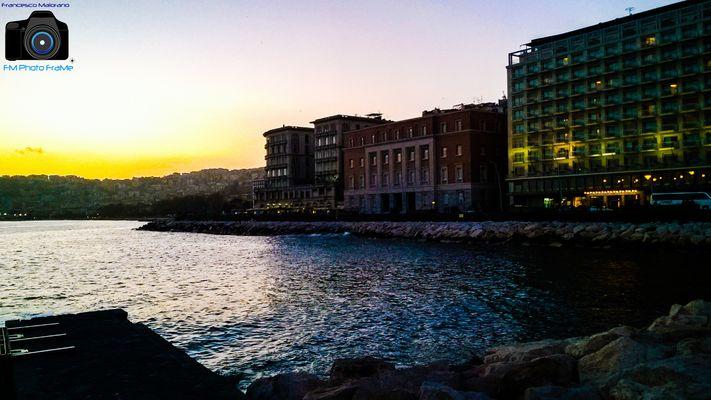 Napoli, Lungomare Caracciolo - 2015