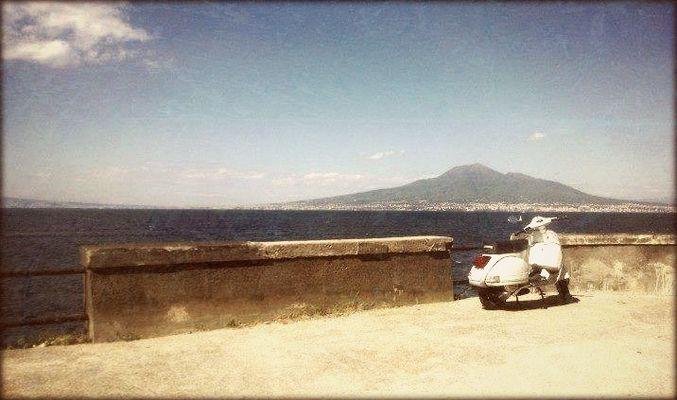 Napoli mattutina.