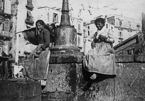 Napoli ottobre 1892