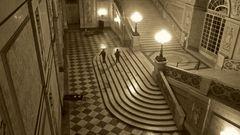Napoli - Palazzo Reale - Lo Scalone