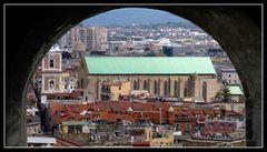 Napoli - Santa Chiara e il centro storico