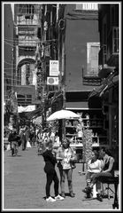Napoli - via San Gregorio Armeno