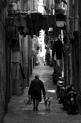 Napoli2: tutta una salita