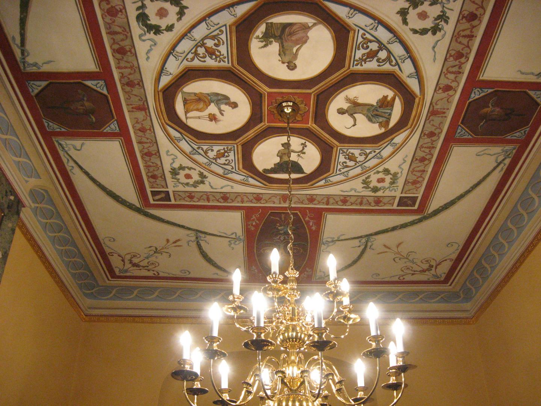 Napolionzimmer im Marcolinipalais Dresden