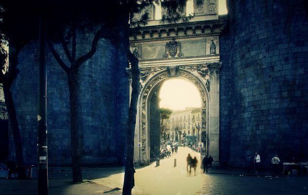 Napolis Schönheit