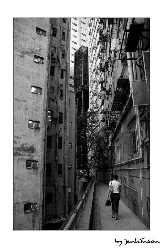 narrow lane