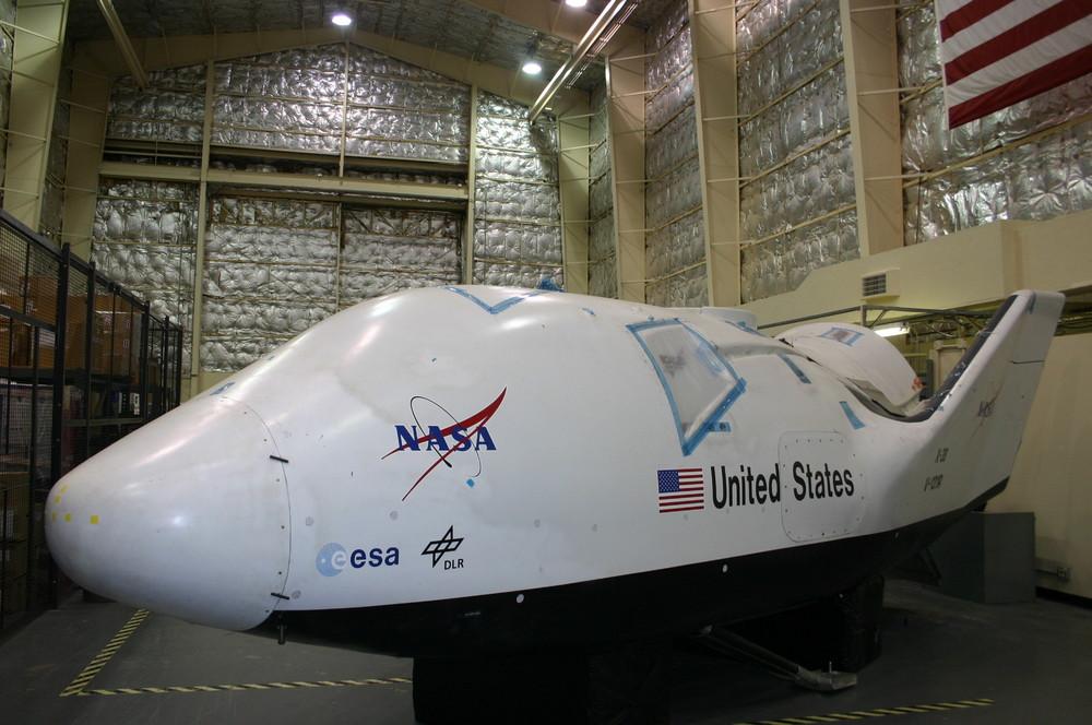 NASA Prototype X38