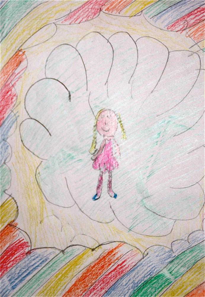 Nascita di una fata - Per Antonella