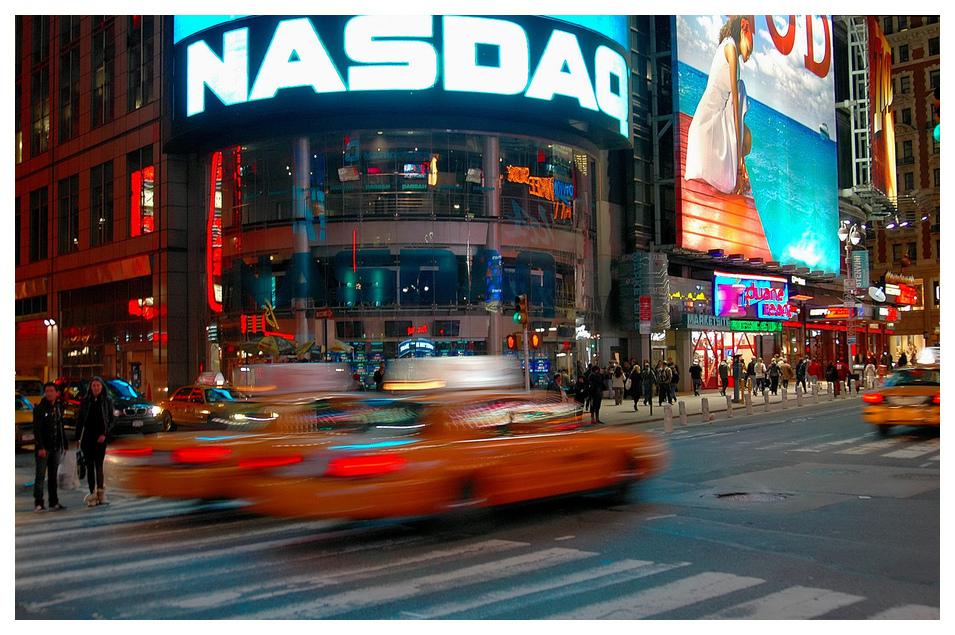 Nasdaq still moves the world....