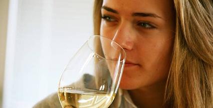 Nase und Wein