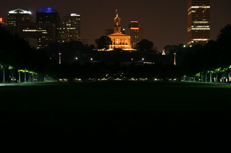 Nashville di notte