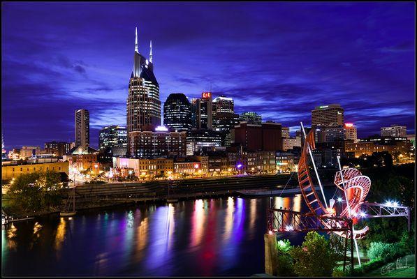 Nashville Twilight