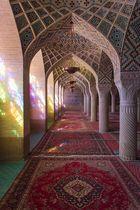Nasir al-Molk Moschee in Shiraz