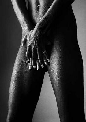 Nasse Hände