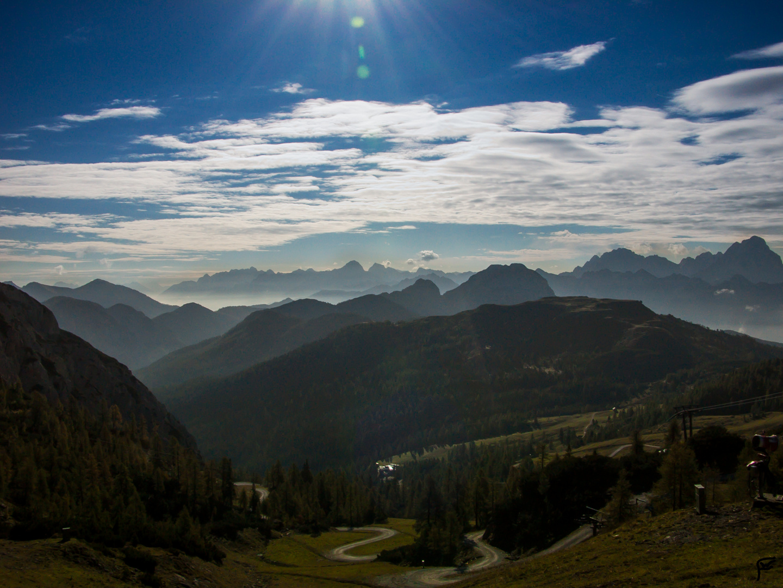 Nassfeld ! Klettersteig Däumling