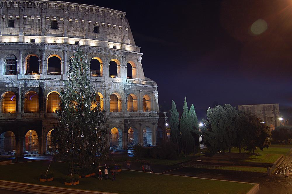 Natale al Colosseo