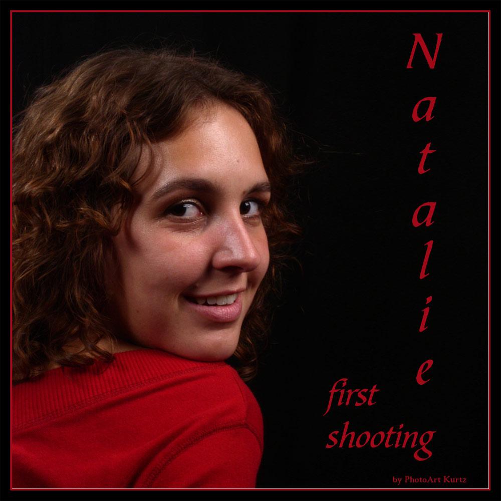 Natalie - CD Cover
