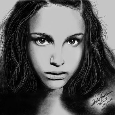 Natalie Portman...