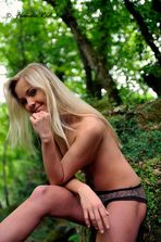 Natallia in the Wood #4