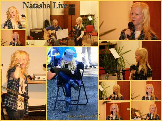Natasha (Orrell) Live....