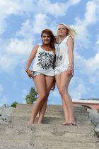 Nathaly und Alexandra Kroatien 2