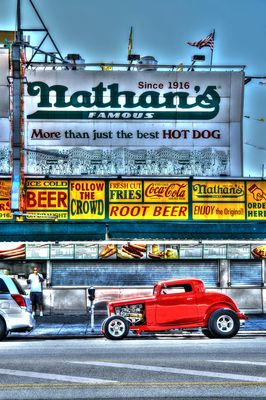 Nathan´s Famous