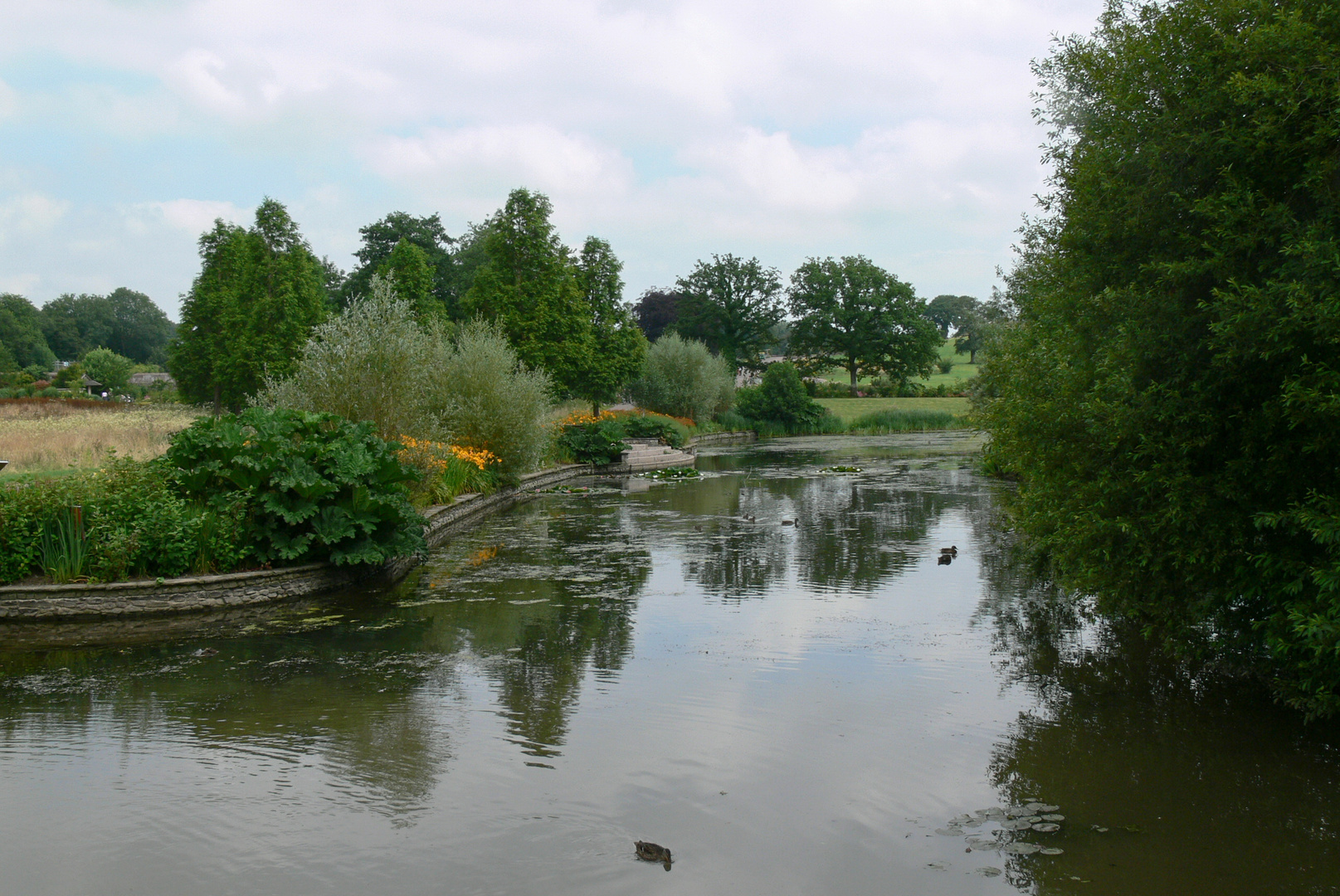 National Botanic Garden of Wales II