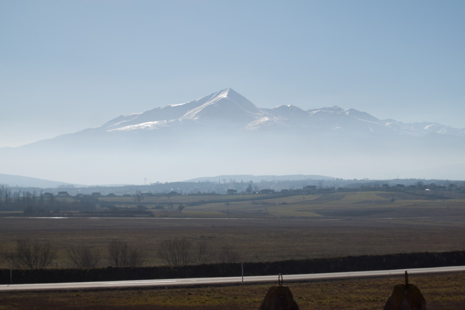 "National Park in Kosovo/ Kosova  "" Sharri Mountain""  in Sicht."