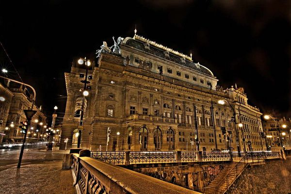 *National-Theatre-Opera,Prague