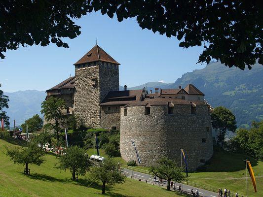 Nationalfeiertag in Vaduz