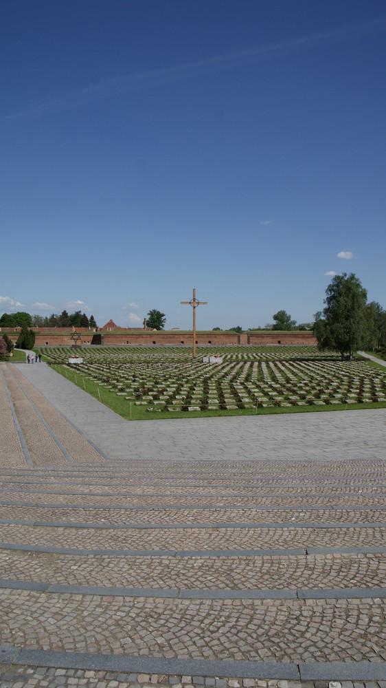 Nationalfriedhof Theresienstadt