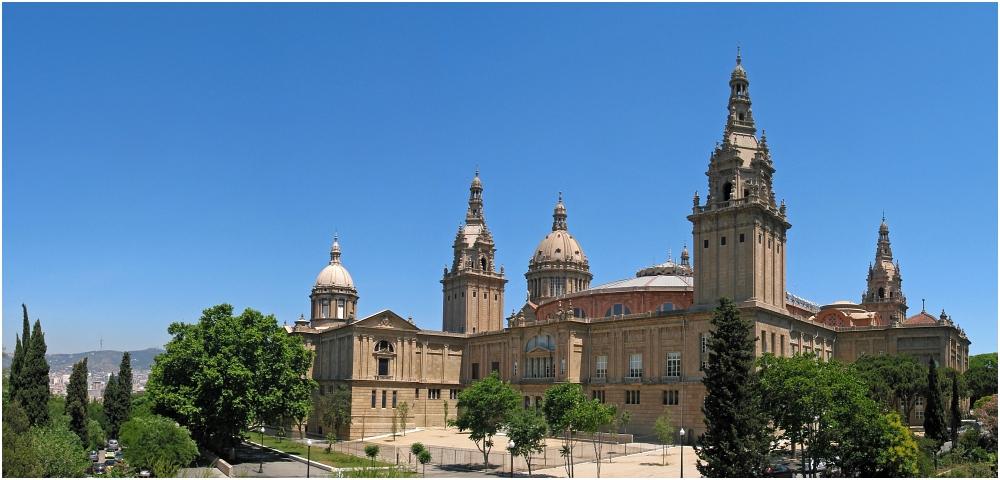 Nationalmuseum Barcelona (MNAC)