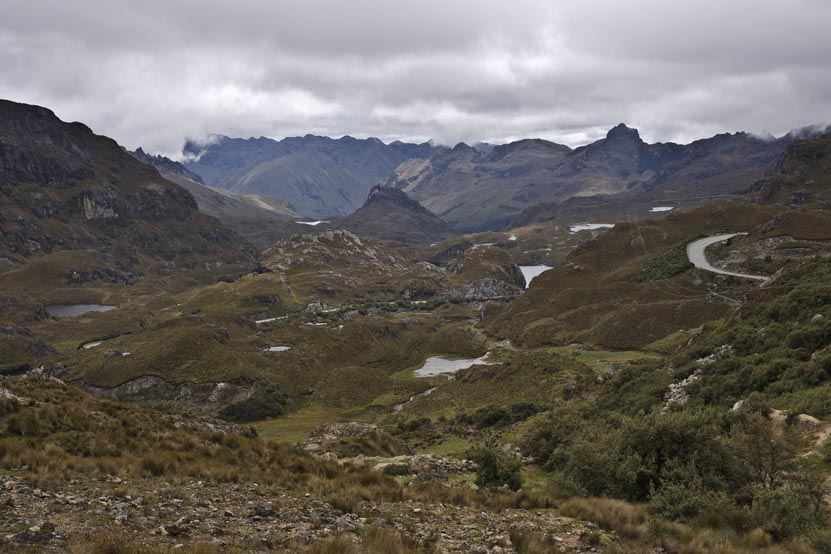 Nationalpark El Cajas 1