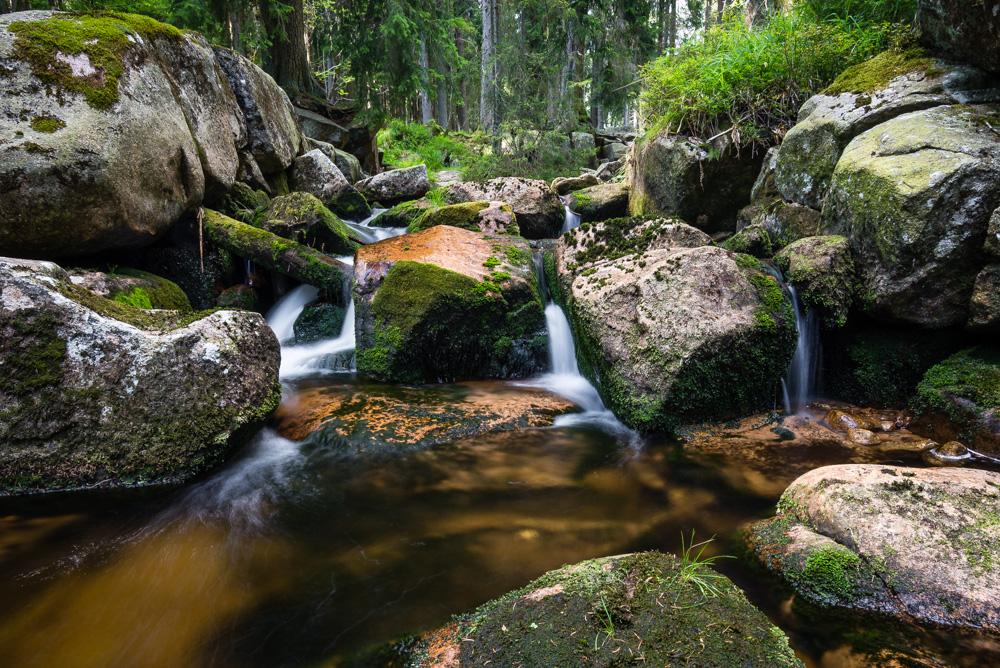 Nationalpark Harz | Bodefall II