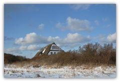 Nationalpark Hiddensee Februar