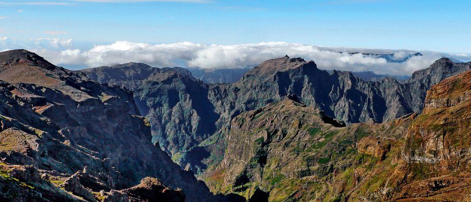 Nationalpark Madeira