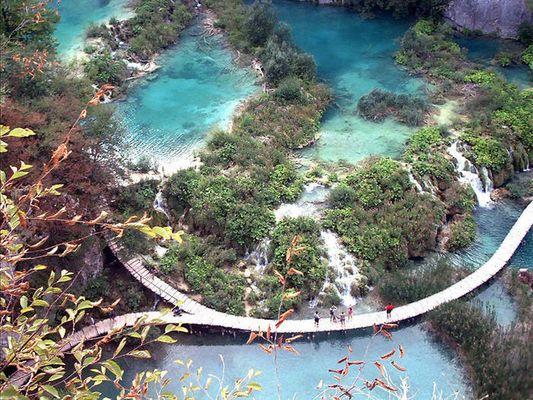 """Nationalpark """"Plitvicer Seen"""""""