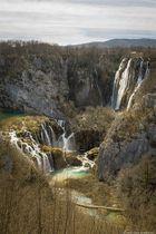 Nationalpark Plitvicer Seen - Wasserfall I