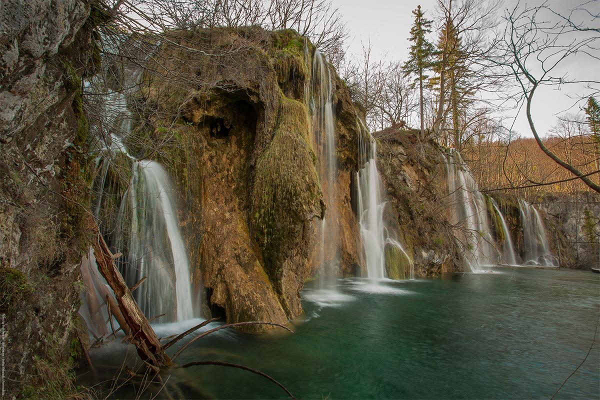 Nationalpark Plitvicer Seen - Wasserfall II