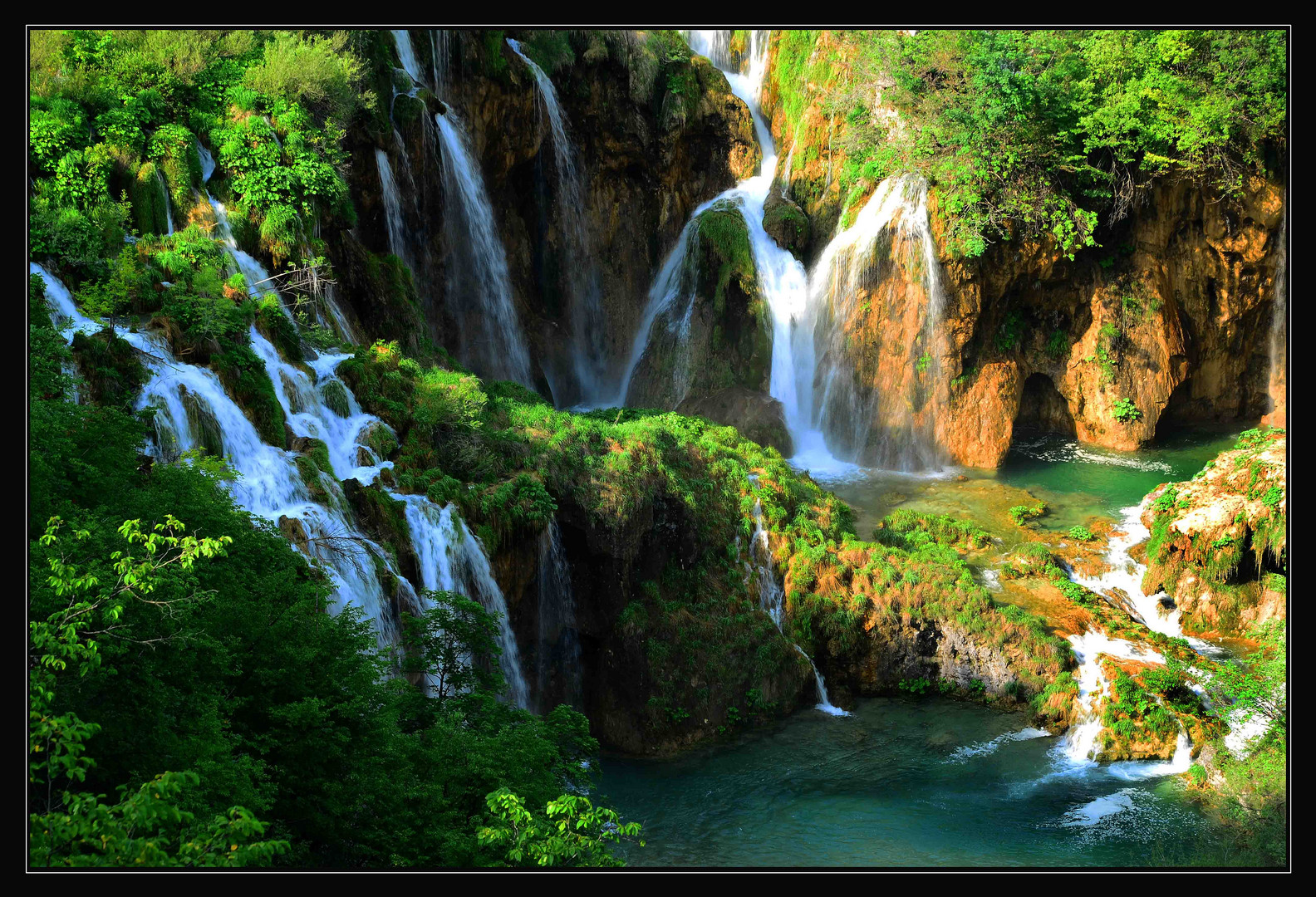Nationalpark Plitvicka Jezera