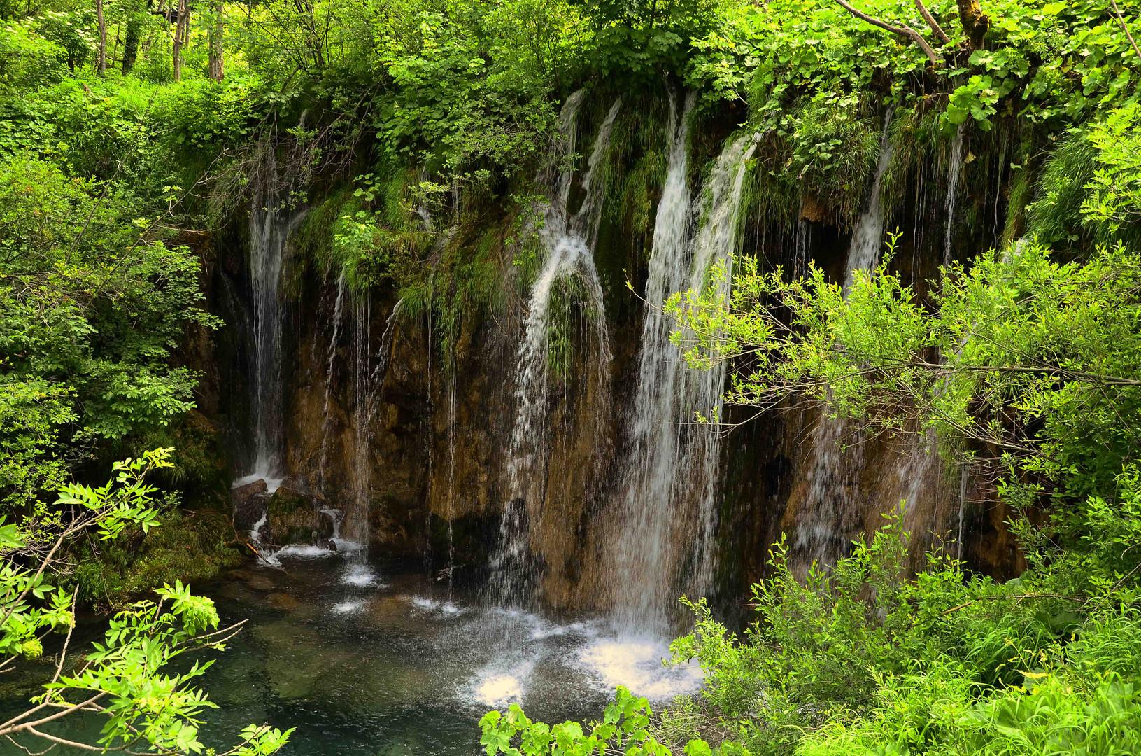 Nationalpark Plitvicka Jezera III